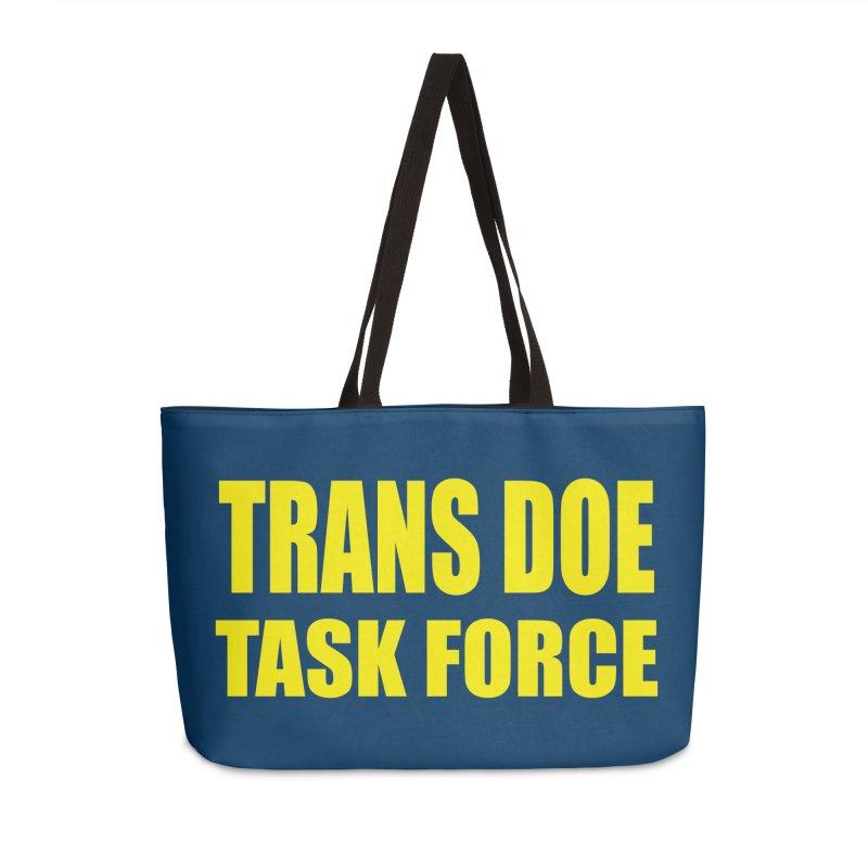 TDTF uniform Accessories Bag by Trans Doe Task Force