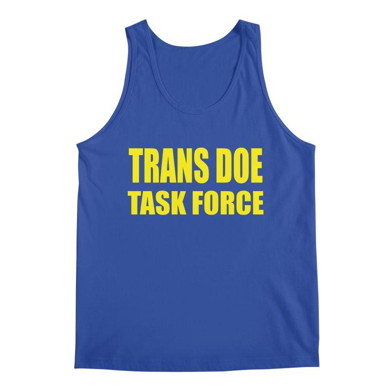 TDTF uniform Men's Tank by Trans Doe Task Force