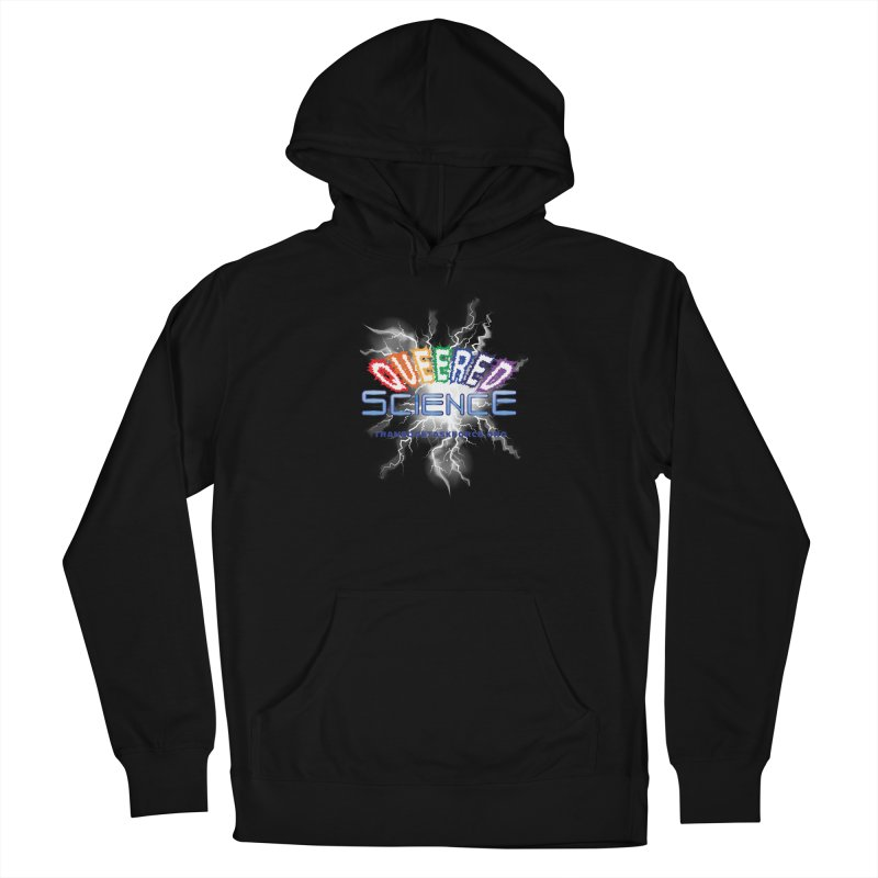 Queered Science Women's Pullover Hoody by Trans Doe Task Force