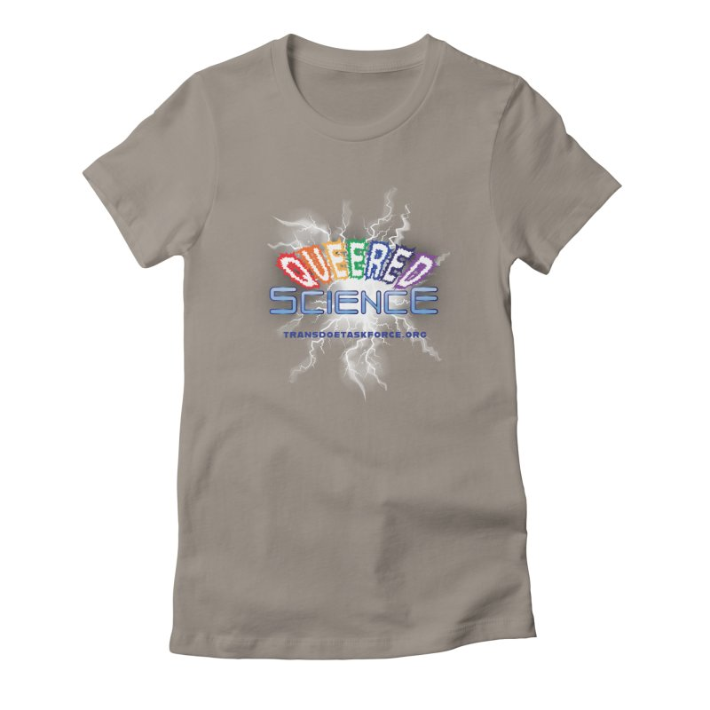Queered Science Women's T-Shirt by Trans Doe Task Force