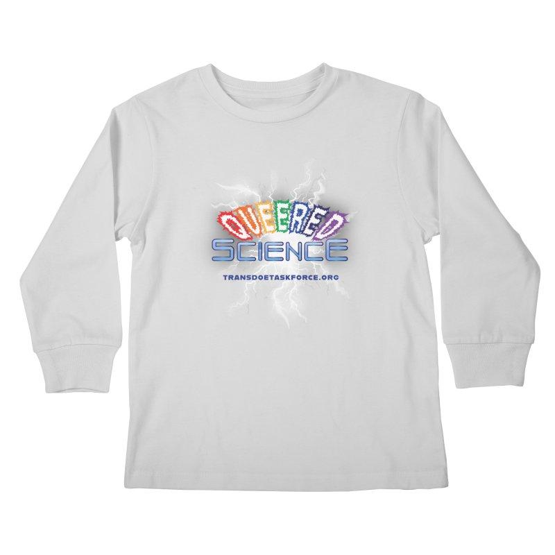 Queered Science Kids Longsleeve T-Shirt by Trans Doe Task Force