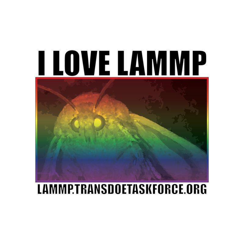 I love LAMMP Women's Pullover Hoody by Trans Doe Task Force