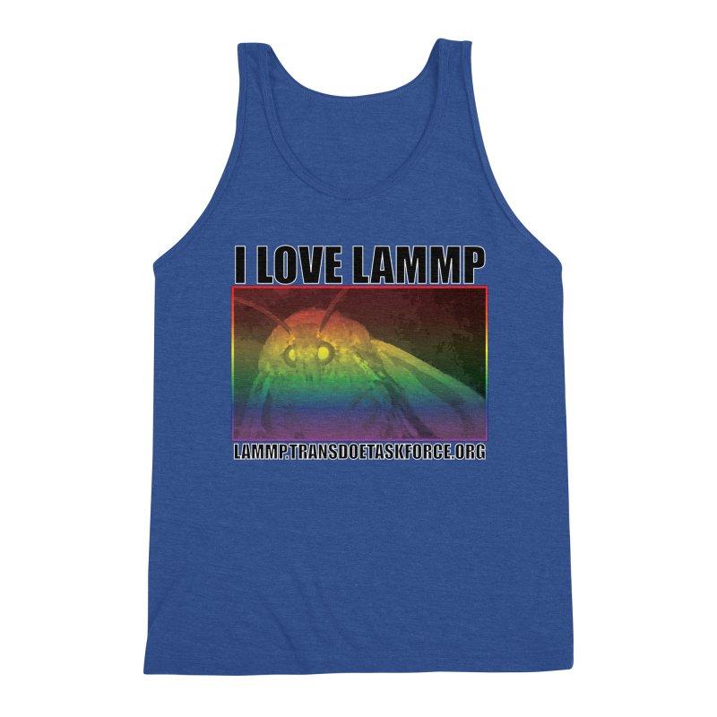 I love LAMMP Men's Tank by Trans Doe Task Force