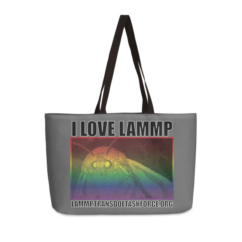 I love LAMMP Accessories Bag by Trans Doe Task Force