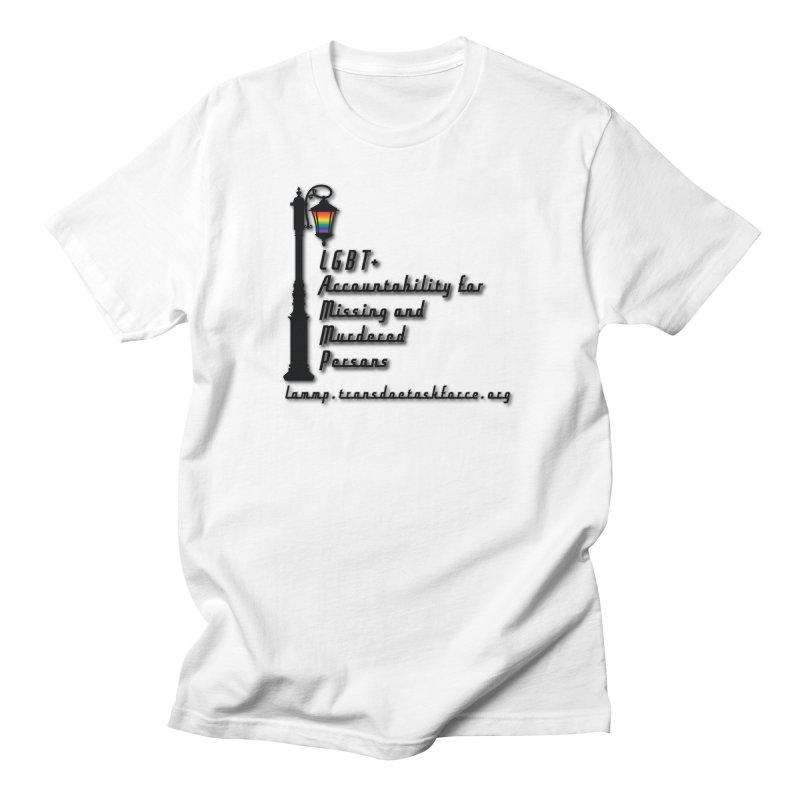 LAMMP Men's T-Shirt by Trans Doe Task Force