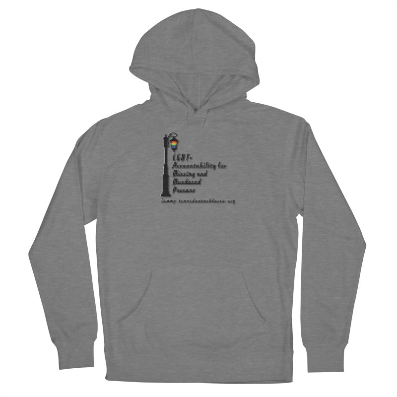LAMMP Women's Pullover Hoody by Trans Doe Task Force