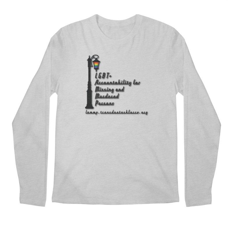 LAMMP Men's Longsleeve T-Shirt by Trans Doe Task Force