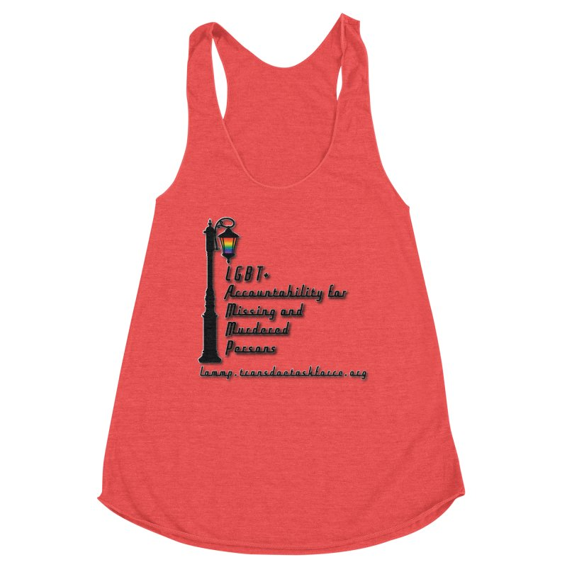 LAMMP Women's Tank by Trans Doe Task Force