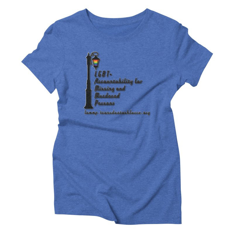LAMMP Women's T-Shirt by Trans Doe Task Force