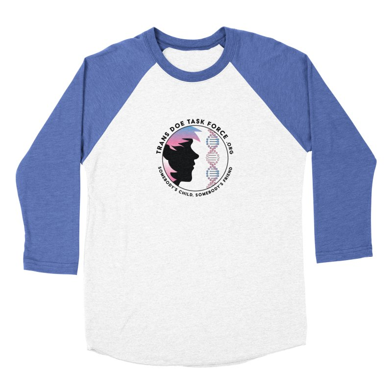 Trans Doe Task Force emblem Men's Longsleeve T-Shirt by Trans Doe Task Force