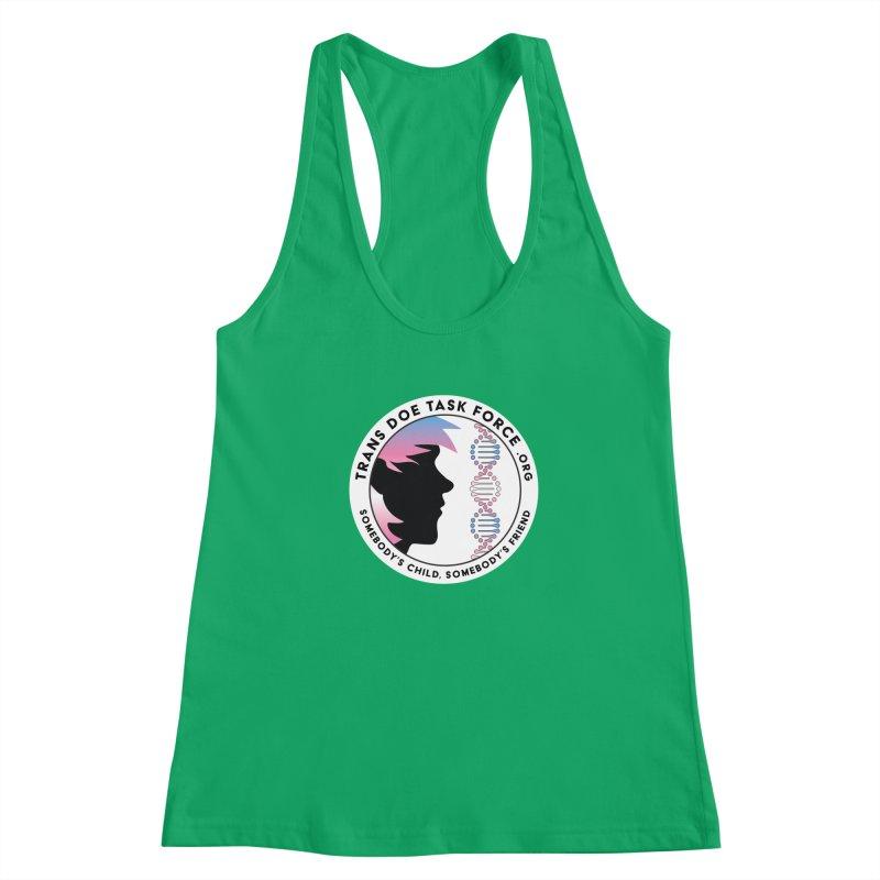 Trans Doe Task Force emblem Women's Tank by Trans Doe Task Force