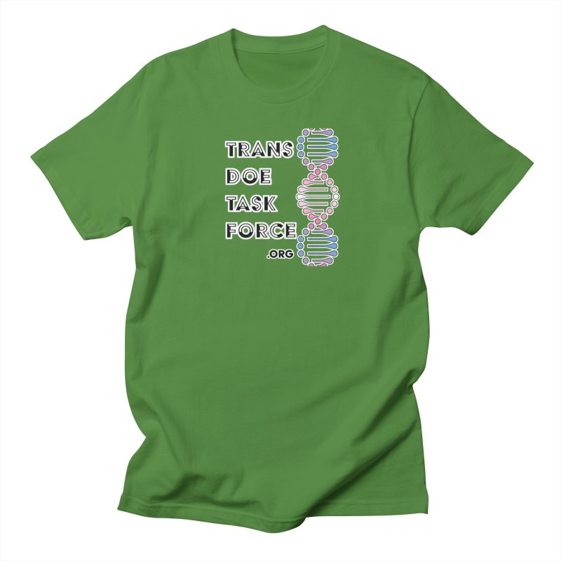 Trans Doe Task Force DNA Women's Regular Unisex T-Shirt by Trans Doe Task Force