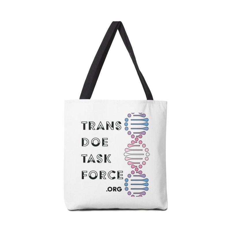 Trans Doe Task Force DNA Accessories Tote Bag Bag by Trans Doe Task Force
