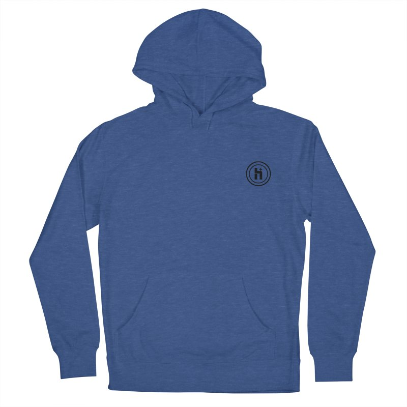 HPlus Small Men's Pullover Hoody by Transhuman Shop