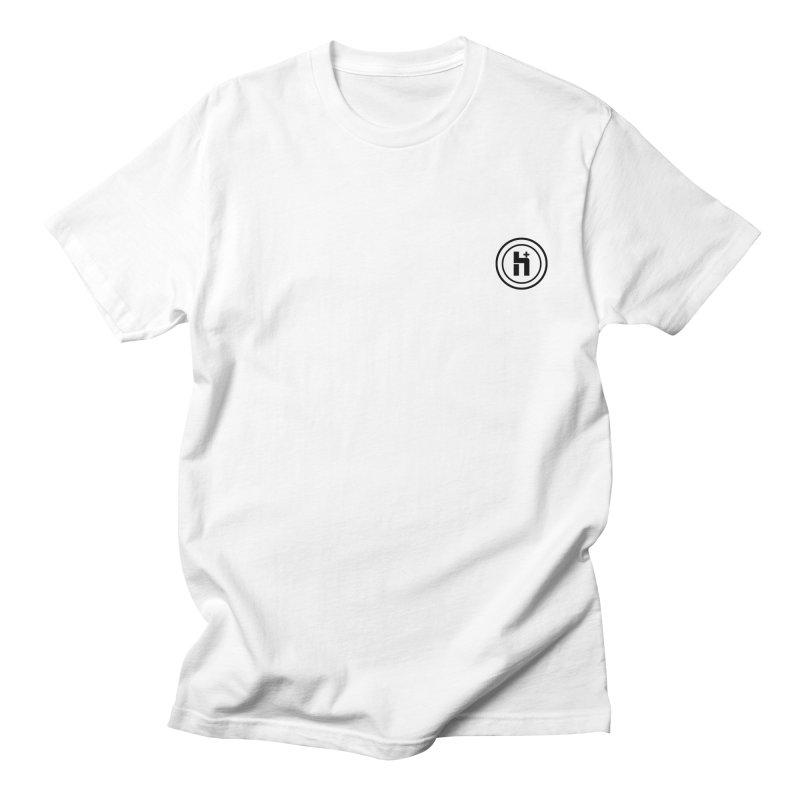 HPlus Small Men's T-Shirt by Transhuman Shop