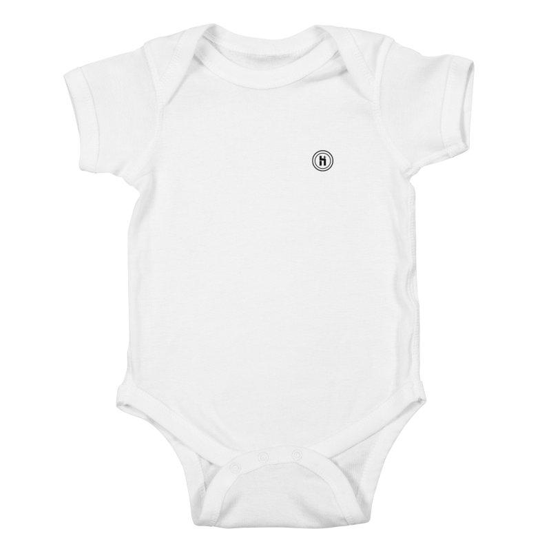 HPlus Small Kids Baby Bodysuit by Transhuman Shop