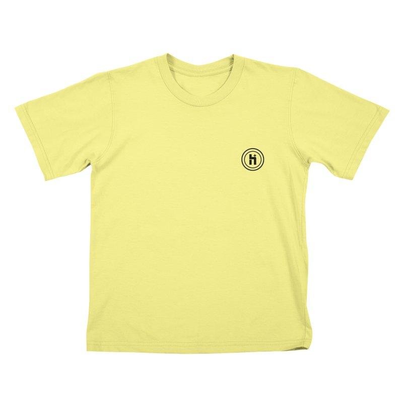 HPlus Small Kids T-shirt by Transhuman Shop