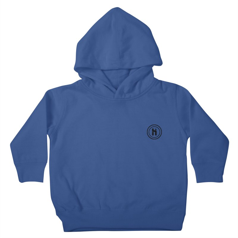 HPlus Small Kids Toddler Pullover Hoody by Transhuman Shop