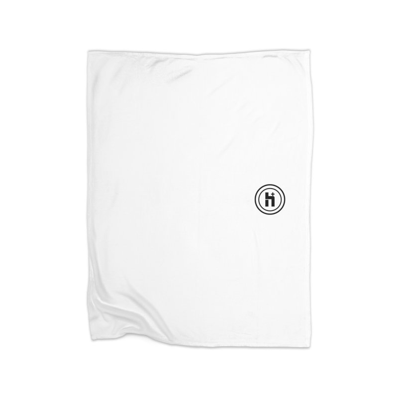 HPlus Small Home Blanket by Transhuman Shop