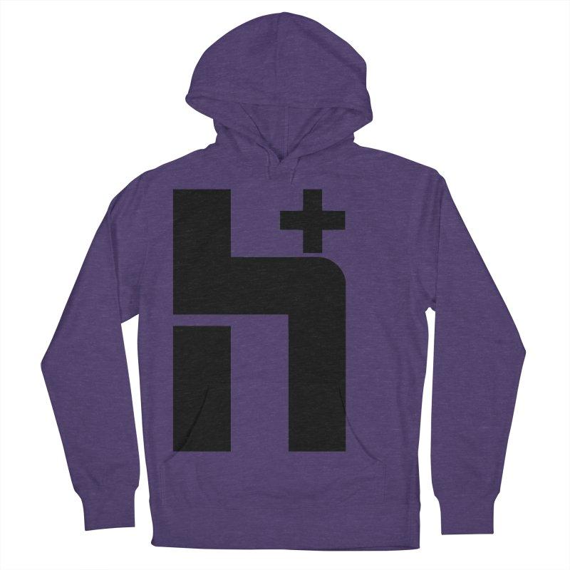HPlus Men's Pullover Hoody by Transhuman Shop