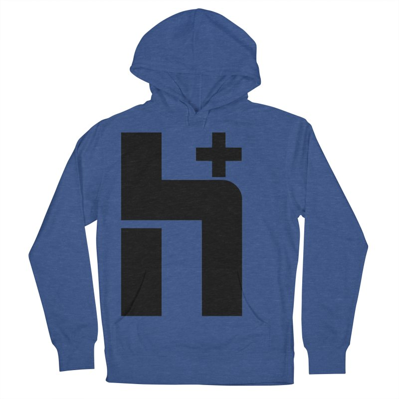 HPlus Men's Pullover Hoody by Transhuman Shop