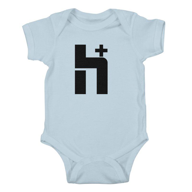 HPlus Kids Baby Bodysuit by Transhuman Shop
