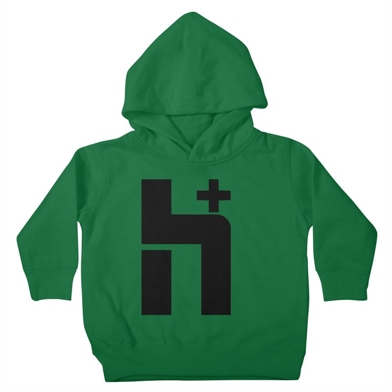 HPlus Kids Toddler Pullover Hoody by Transhuman Shop