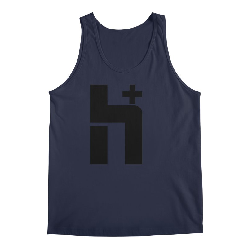 HPlus Men's Tank by Transhuman Shop