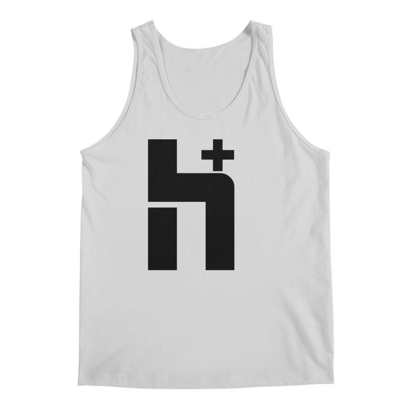 HPlus Men's Tank by Transhuman Shop