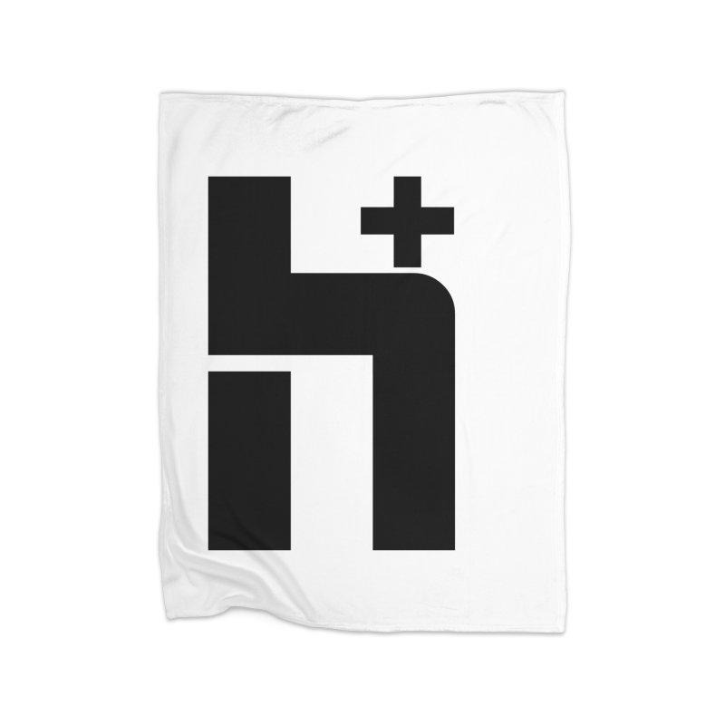 HPlus Home Blanket by Transhuman Shop