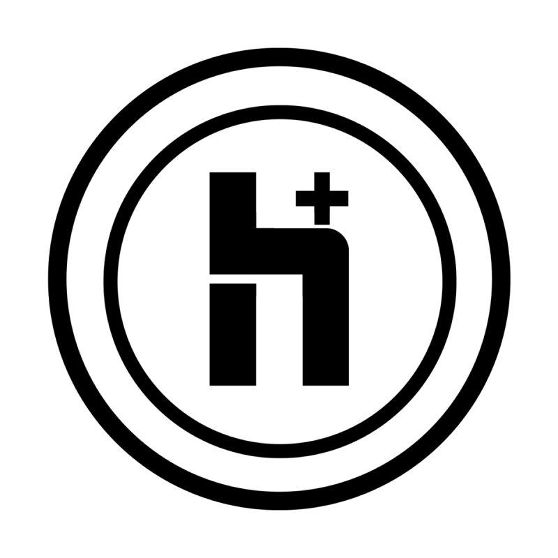 H Plus Circle 1 by Transhuman Shop