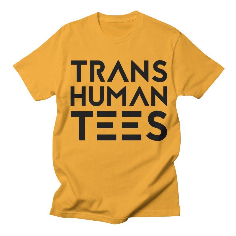 Transhuman Tees Logo Women's Unisex T-Shirt by Transhuman Shop