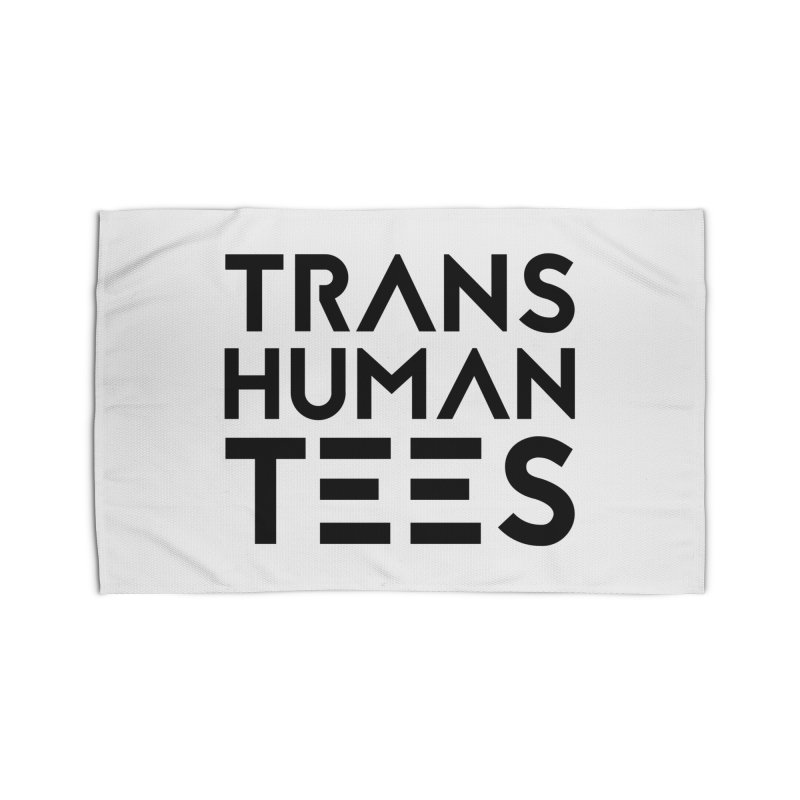 Transhuman Tees Logo Home Rug by Transhuman Shop