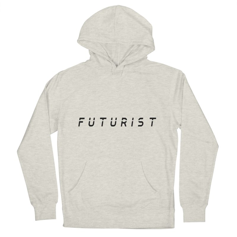 Futurist Men's Pullover Hoody by Transhuman Shop
