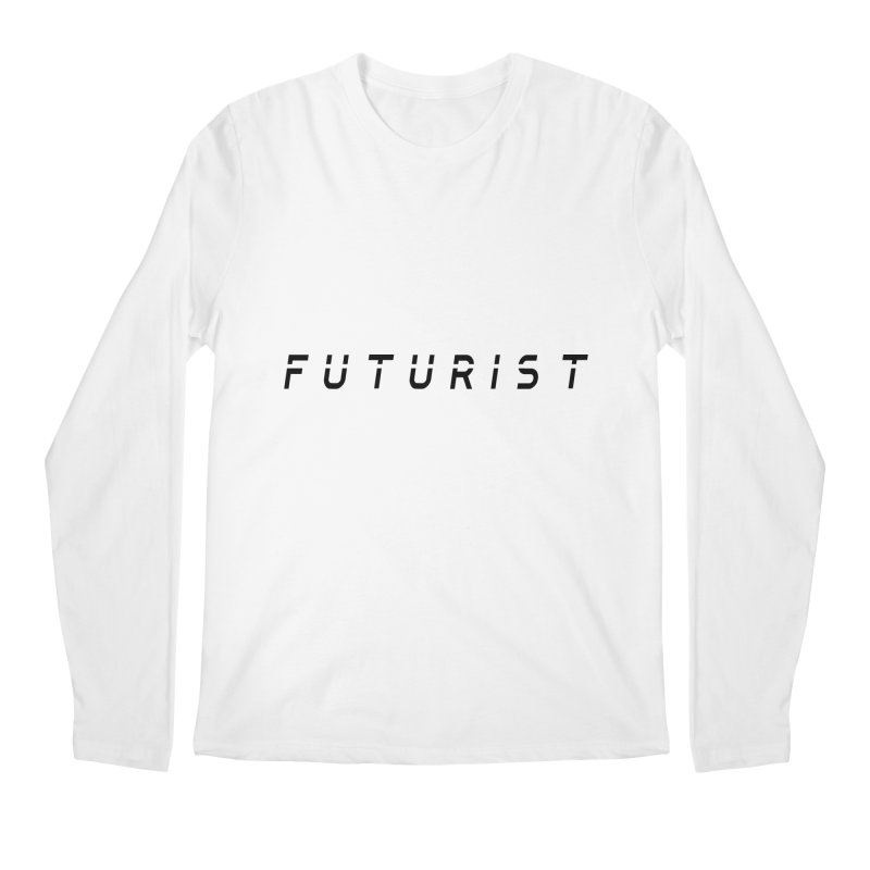 Futurist Men's Longsleeve T-Shirt by Transhuman Shop