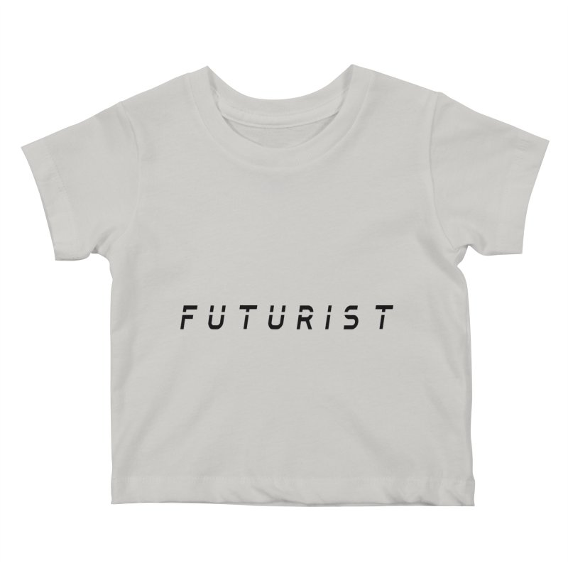 Futurist Kids Baby T-Shirt by Transhuman Shop