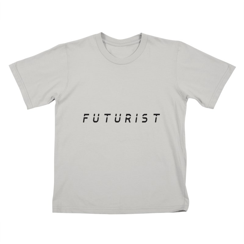 Futurist Kids T-Shirt by Transhuman Shop