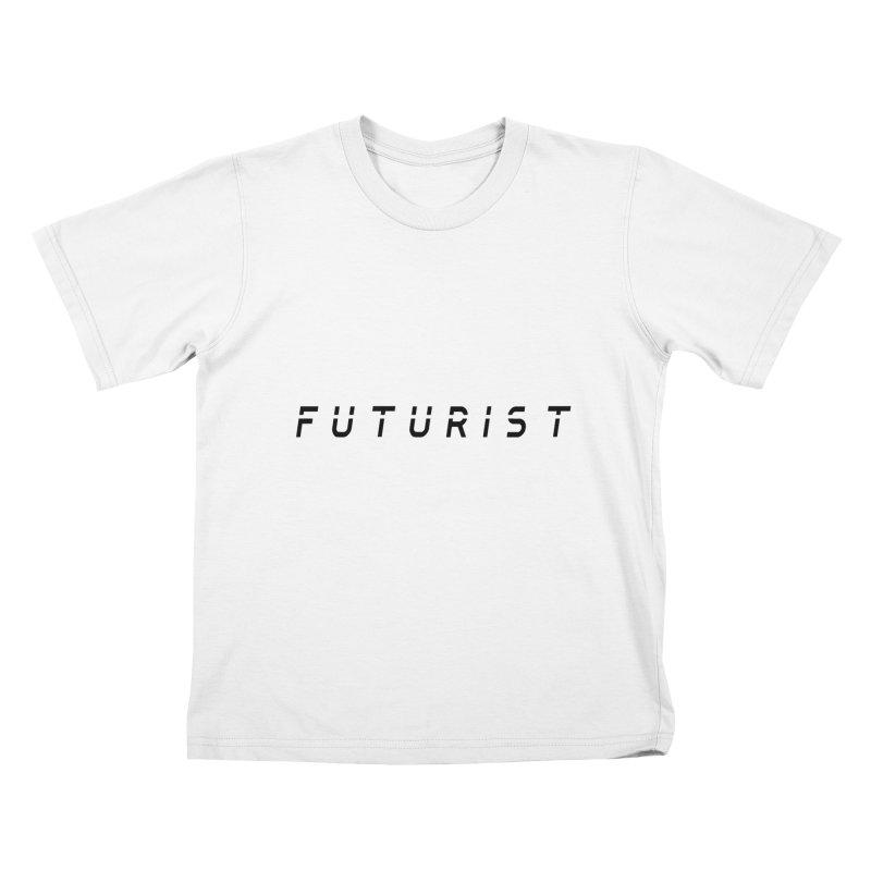 Futurist Kids T-shirt by Transhuman Shop
