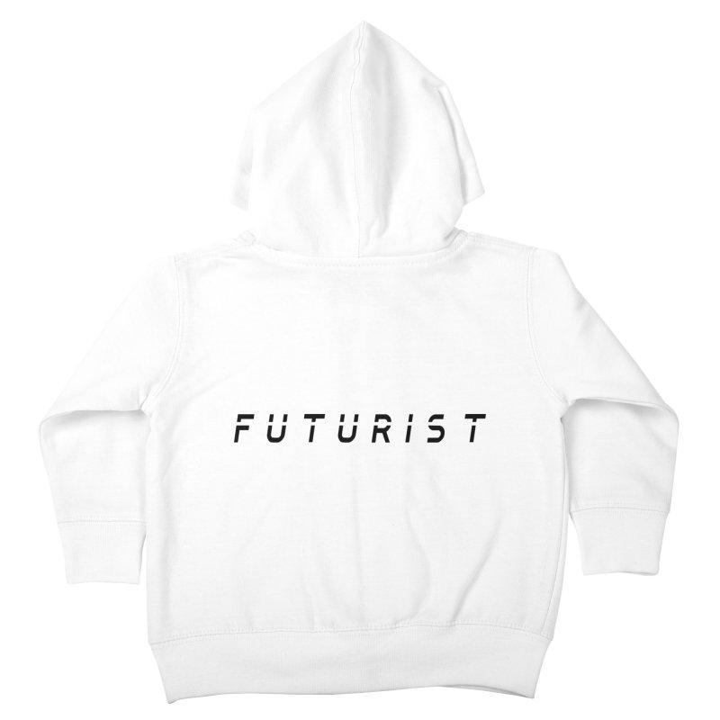 Futurist Kids Toddler Zip-Up Hoody by Transhuman Shop