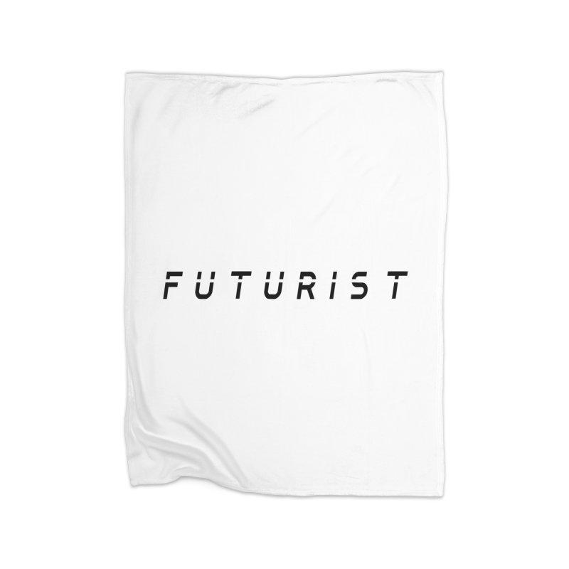 Futurist Home Blanket by Transhuman Shop