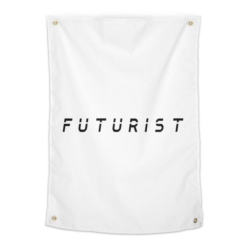 Futurist Home Tapestry by Transhuman Shop