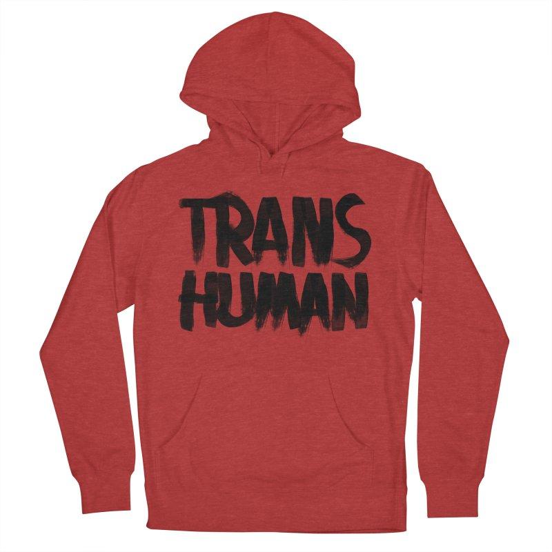 Transhuman Women's Pullover Hoody by Transhuman Shop