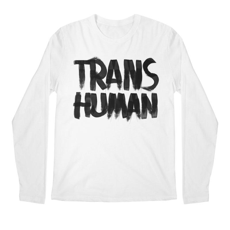 Transhuman Men's Longsleeve T-Shirt by Transhuman Shop