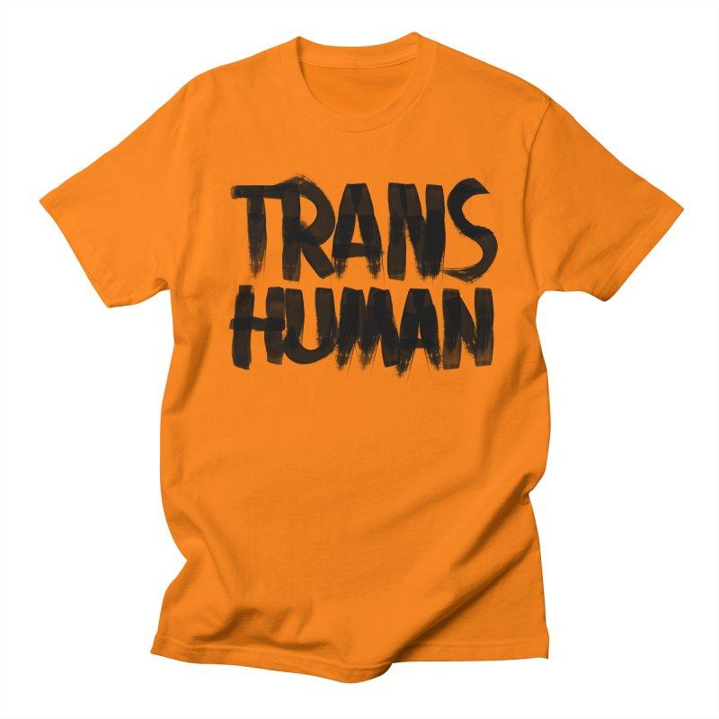 Transhuman Men's T-Shirt by Transhuman Shop