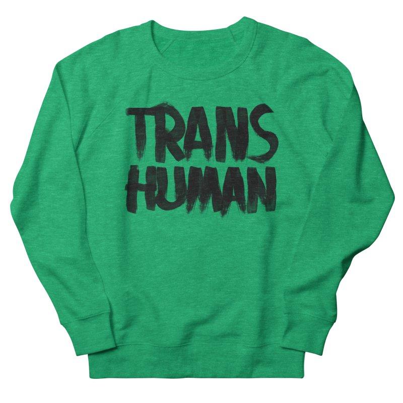 Transhuman Men's Sweatshirt by Transhuman Shop