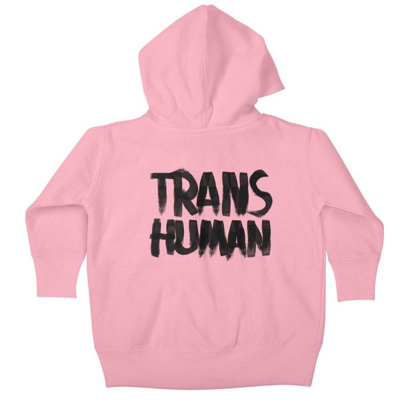 Transhuman Kids Baby Zip-Up Hoody by Transhuman Shop