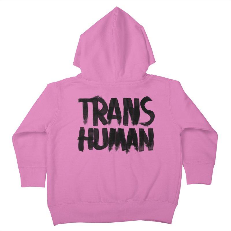 Transhuman Kids Toddler Zip-Up Hoody by Transhuman Shop