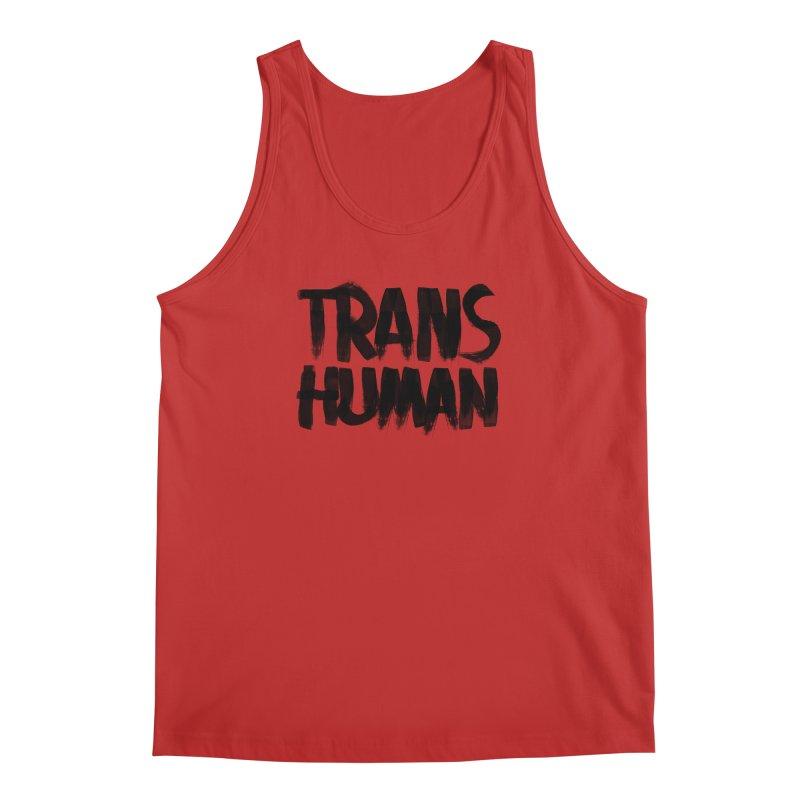 Transhuman Men's Tank by Transhuman Shop