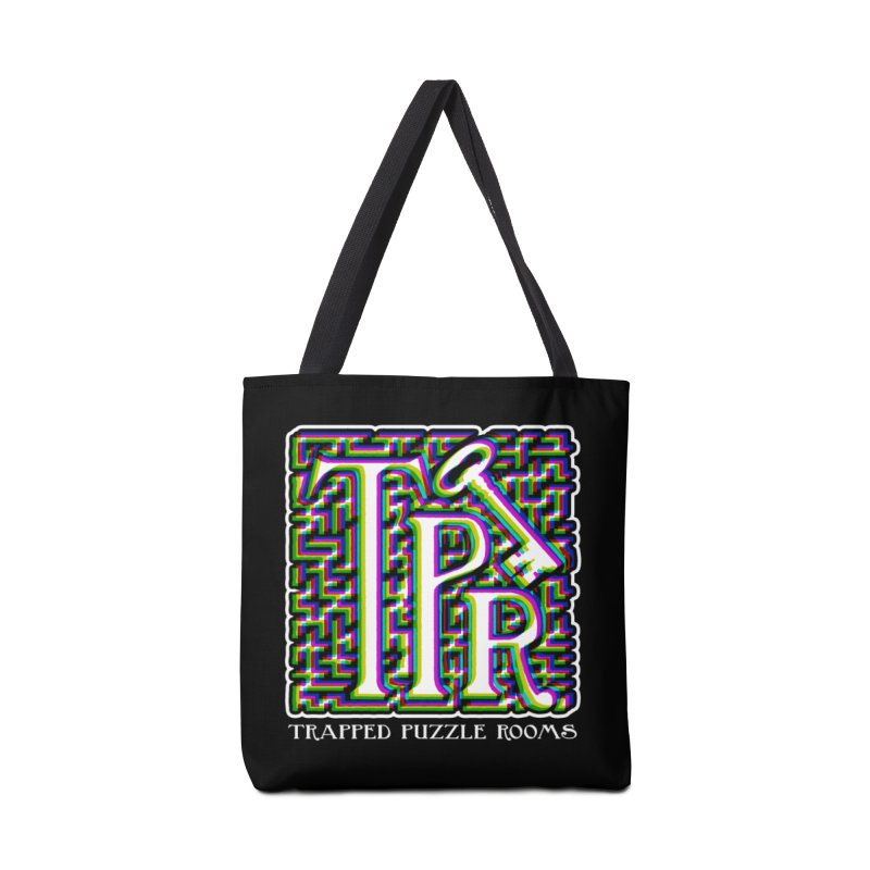TPR Color Split Accessories Bag by Trapped Puzzle Rooms