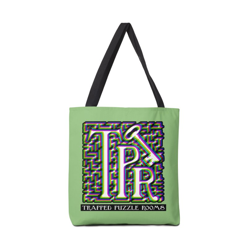 TPR Color Split on light Accessories Bag by Trapped Puzzle Rooms
